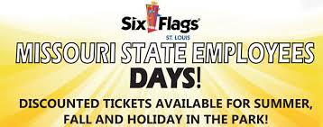 Comfort Inn Employee Discount Six Flags St Louis State Of Missouri Employee Discount Website