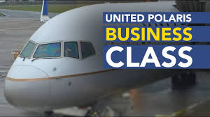 United Flight Change Policy by New United Airlines Polaris Business Class 757 200 Youtube