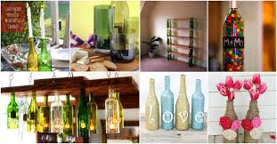 how to make a wine bottle l 37 amazing diy wine bottle crafts joy inside remodel 17