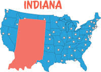 indiana map us search results for indiana clip pictures graphics