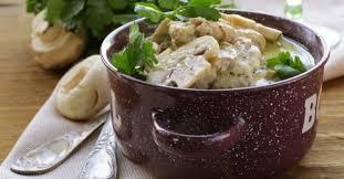 blanquette de veau cuisine az blanquette de veau aux chignons recette blanquette de veau