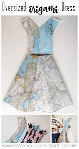 Map Wrapping Paper 372 Best Paper Crafts Images On Pinterest Bricolage Craft And
