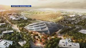 futuristic google campus gets green light in mountain view cbs