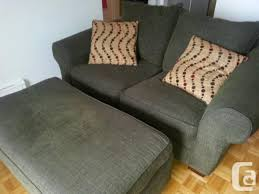 Oversized Loveseat With Ottoman Oversized Loveseat Chair With Ottoman For Sale In Ottawa