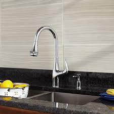 pull kitchen faucet xavier selectflo pull kitchen faucet standard