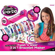 bracelet maker images Shimmer and sparkle twist n wear bracelet maker jpeg