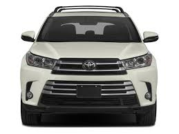 toyota highlander base price 2017 toyota highlander xle v6 awd msrp prices nadaguides