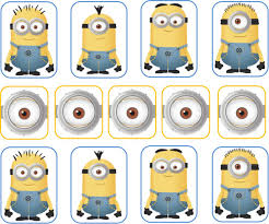 minions party pack free printable keeping