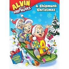 Alvin And The Chipmunks Christmas Ornament - alvin and the chipmunks christmas dvd ebay