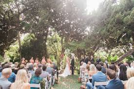 San Diego Botanical Gardens Encinitas A Glamorous Garden Wedding At San Diego Botanic Garden In