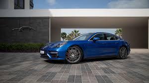 New Porsche Panamera Range Launched In Dubai Karage Tv