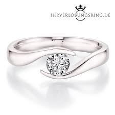 verlobungsring platin brillant verlobungsring twist platin diamant 0 50ct tw si 2 799 00