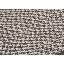 colonial mills natural wool houndstooth latte modern braided rug