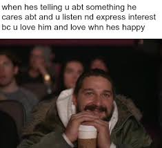 I Love My Boyfriend Meme - wholesome bf meme tumblr