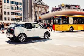 bmw 3i electric car four hundred bmw i3 for interconnected mobility in copenhagen bmw