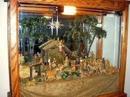 various ways to display a fontanini nativity set the enchanted manor