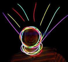 fashion glow stick light up necklaces glow sticks lumi stick