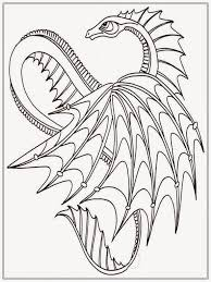 dragon for adults coloring page free download