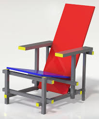 red and blue chair wikipedia