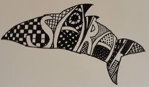 pattern art name sinking springs art line shape pattern value name project