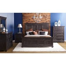 4 Piece Bedroom Furniture Sets Picket House Mo6003qb Steele Queen 3 Piece Bedroom Set In Smokey