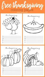 thanksgiving placemats printble ctivity easy to make for