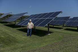 Ultimate Solar Panel by Thanks To Co Op Small Iowa Town Goes Big On Solar Institute For