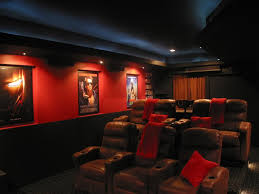 show us your color schemes home theater pinterest basements
