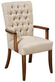 Made Dining Chairs The Woodloft Amish Custom Made Formal Dining Chairs