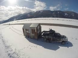 tiny home rentals colorado ski town tiny houses curbed ski