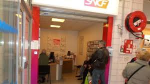 bureau sncf marseille chambray mobilisation contre la fermeture de la boutique sncf