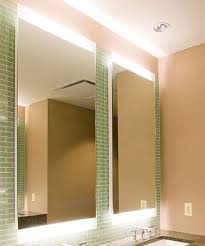 Magnifying Makeup Mirror With Light Bathrooms Design Lighted Magnifying Makeup Mirror Long Mirror