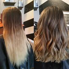 does hair look like ombre when highlights growing out best 25 grown out blonde hair ideas on pinterest grown out