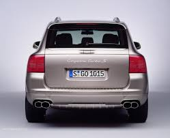 porsche cayenne turbo s 955 specs 2006 2007 autoevolution