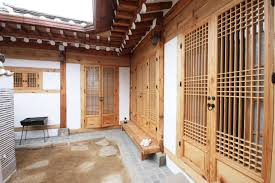 korean traditional hanok houses for rent in seoul south korea