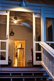 How To Close In A Covered Patio Screen Porch Sliding Screened Barn Doors What An Awesome Way To