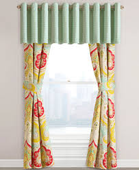 Echo Design Curtains Echo Jaipur Pair Of 42 X 84 Window Panels Window Treatments