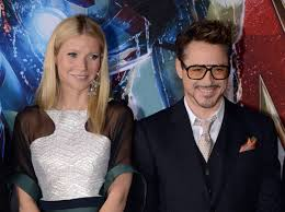 chris martin and gwyneth paltrow wedding gwyneth paltrow reunites with robert downey jr in u0027avengers