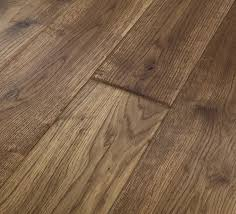 Bevelled Laminate Flooring Explora Select Engineered Oak Dark Smoked Hand Bevelled Brushed