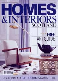 scottish homes and interiors homes and interiors scotland magazine subscription buy at