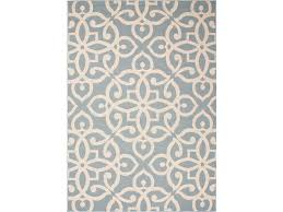 blue and gray area rugs bungalow rose septfontaines blue gray rug