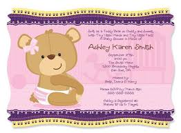 baby shower invite sayings paperinvite