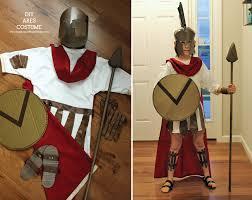 diy ares greek mythology costume greek mythology costumes