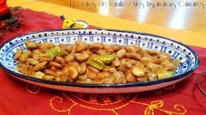 feve cuisine fèves sèches en sauce le cuisine de samar