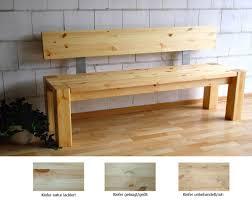 Esszimmerbank Ohne Lehne Eck Sitzbank Mit Lehne Holz Carprola For