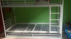 Ikea Svarta Bunk Beds And Pull Out Bed In Southside Glasgow - Ikea bunk bed