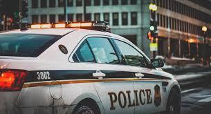 free stock photo of city lights police