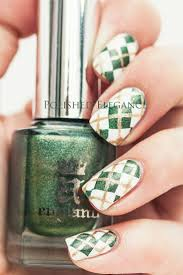 best 25 argyle nails ideas only on pinterest plaid nail art