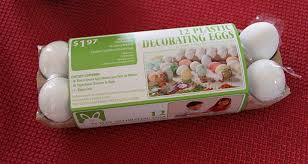 Decorating Eggs Dyeing Easter Eggs With An Egg Allergy Eggfree Eggallergy