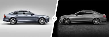 lexus vs mercedes vs bmw vs audi volvo s90 vs mercedes e class comparison carwow